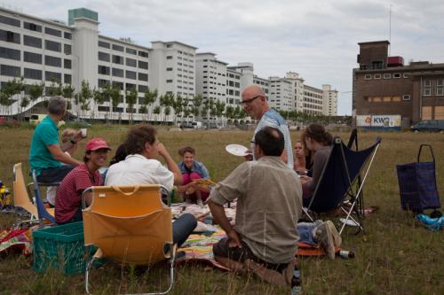 Plu-S, picknick